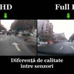 Filmare simultană cu camera HD vs Full HD. Se văd diferențele?