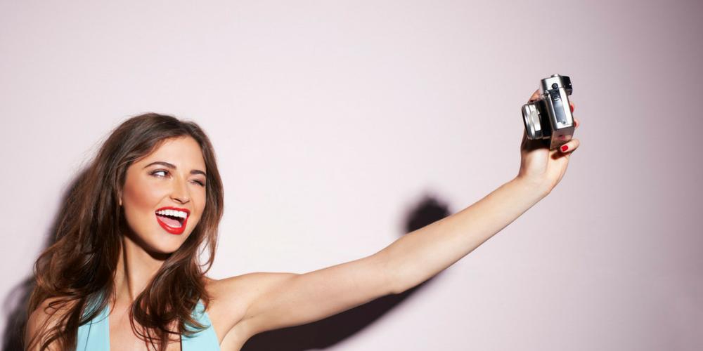 6 lucruri de ținut minte pentru un selfie de excepție