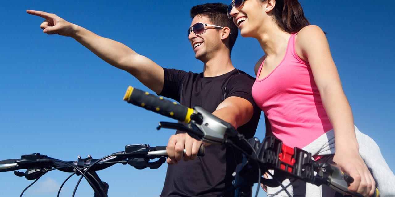 Biciclist împătimit dar și iubitor de muzică?Avem ceva special pentru tine