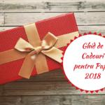 Ghid de cadouri pentru Paște 2018