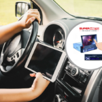 Radio de mașină SF – TouchScreen (rabatabil!!) cât o Tabletă, Bluetooth și player Audio/video Universal (SD card & USB stick)