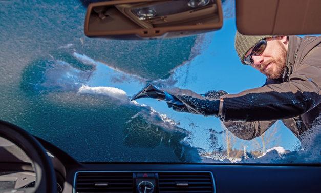 3 gadget-uri auto pentru vreme rece