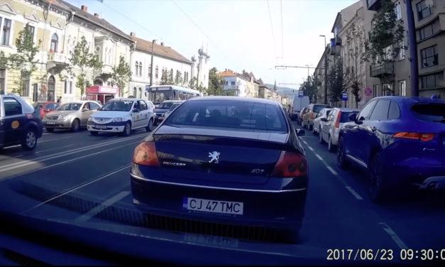 Filmarea cu camera auto e acceptată ca probă directă (Caz real)