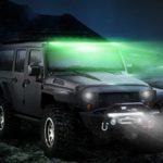 Proiectoare auto cu LED.Confort și siguranță la volan atât pe ceață și ploaie cât și pe teren accidentat